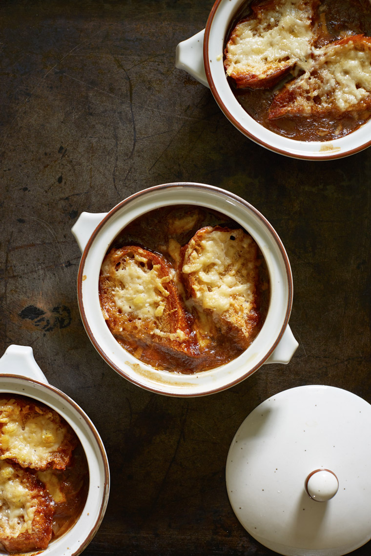 Onion Soup Gratiné