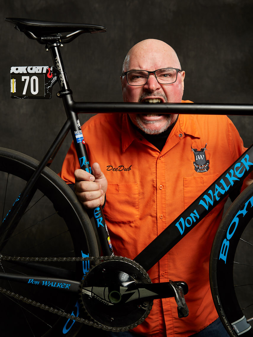 RHC Portraits: Don Walker