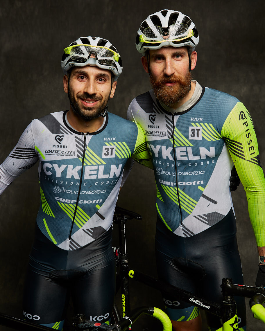 RHC Portraits: Christopher Martinez & Matias Capella