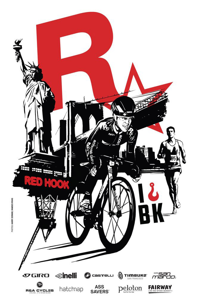 Red Hook Crit Poster